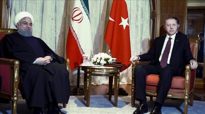 Erdogan et Rohani se rencontrent avant le sommet sur la Syrie