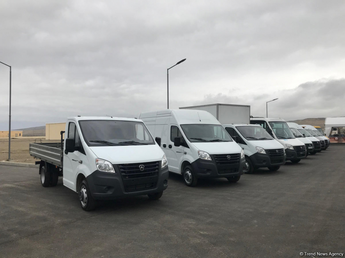 Foundation of new automobile plant laid in Azerbaijan