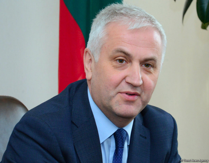 Envoy: Azerbaijan will continue to be Lithuania's important partner