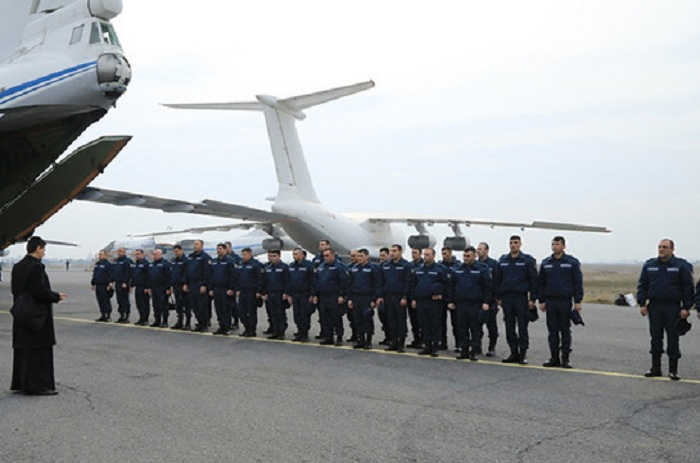 إرسال البعثة العسكرية الأرمينية إلى سوريا يسبب الاعتراض
