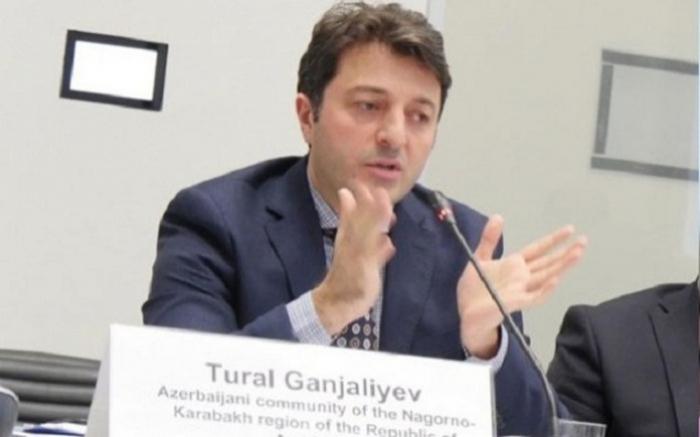 Jefe de la Comunidad  : ¿Con qué derecho está tratando Armenia de usar el ajedrez para alcanzar sus objetivos sucios?