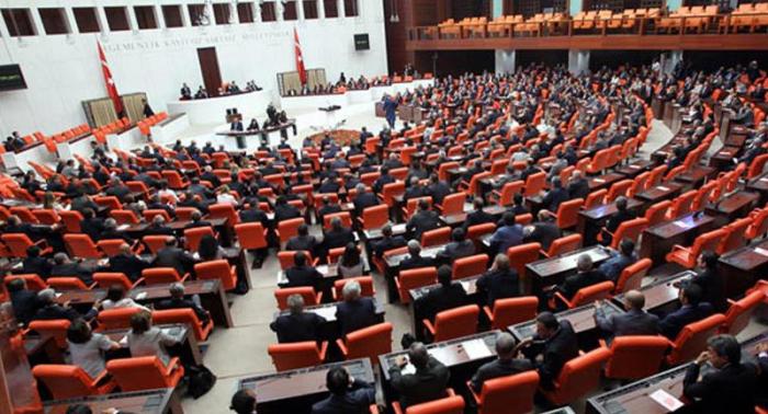 Türkiyə parlamenti Xocalı ilə bağlı bəyanat yayıb