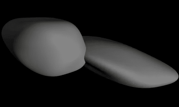Ultima Thule: snowman-shaped space rock is actually