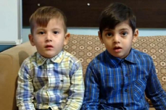 Bakıda ana iki azyaşlı uşağından imtina edib - VİDEO