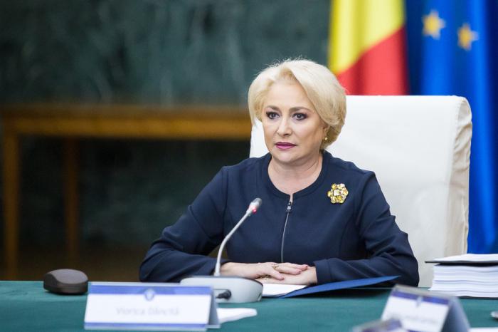 Romanian PM Dancila sticks with anti-EU rhetoric in Politico interview