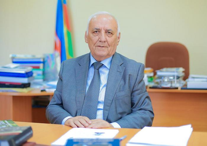Yaqub Mahmudov ordenlə təltif edildi