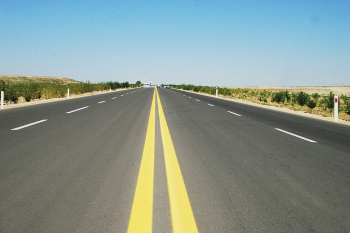 5 ildə Naxçıvanda 317 kilometr yol çəkilib