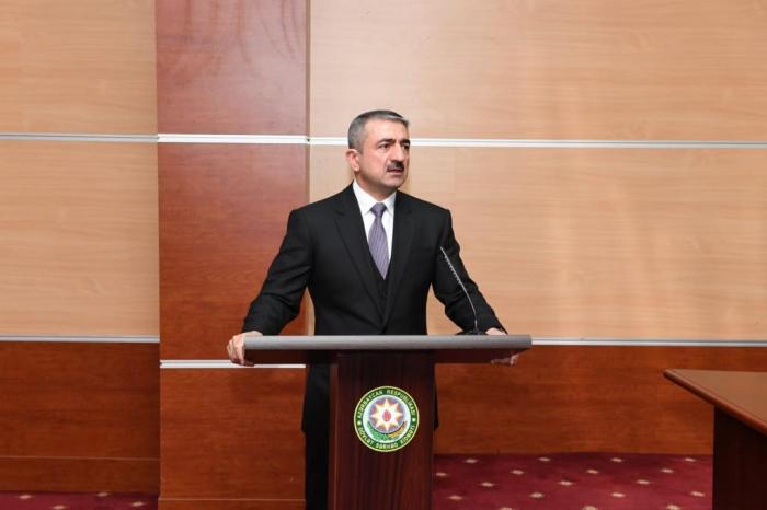 Elçin Quliyev yenidən Atçılıq Federasiyasının prezidenti seçildi - FOTOLAR