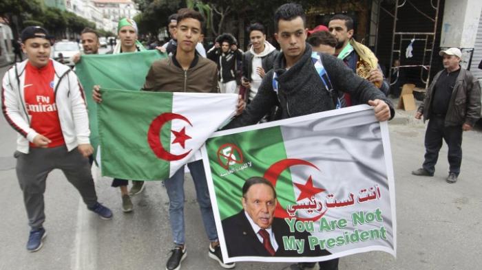 Proteste gegen Bouteflika gehen weiter