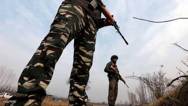 القوات الهندية تقتل 5 مسلحين وطفل في كشمير