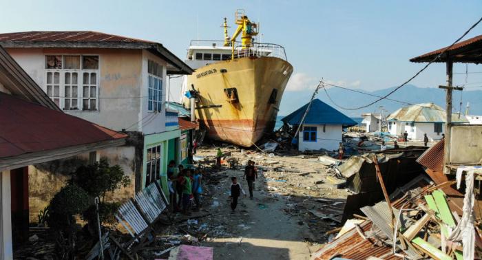 هيئة المسح الجيولوجي الأمريكية: زلزال بقوة 6.3 درجة يهز سواحل إندونيسيا