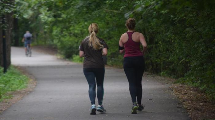 Over a quarter of Europeans do not exercise at all: Eurostat