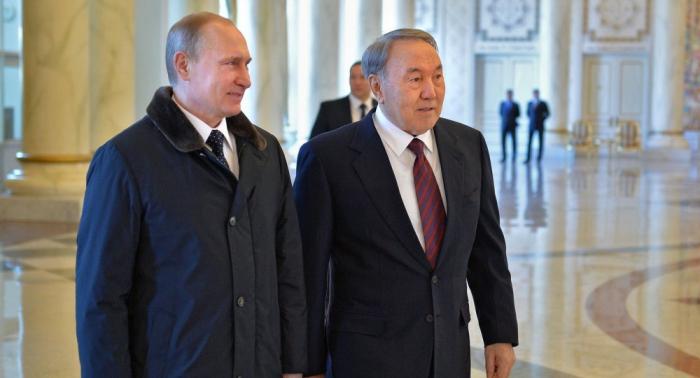 Nazarbayev istefasını Putinlə müzakirə edib - Yenilənib