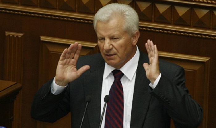 Aleksandr Moroz prezident olmaq istəyirdi, fikrini dəyişdi