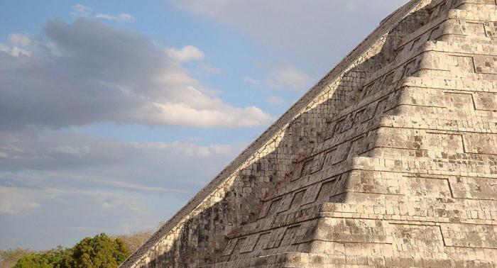 Découverte sur un site maya d