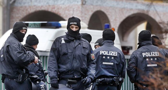 German police detain 11 men suspected of plotting terror attacks