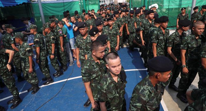 Tailandia celebra sus primeras elecciones generales desde el golpe de Estado de 2011