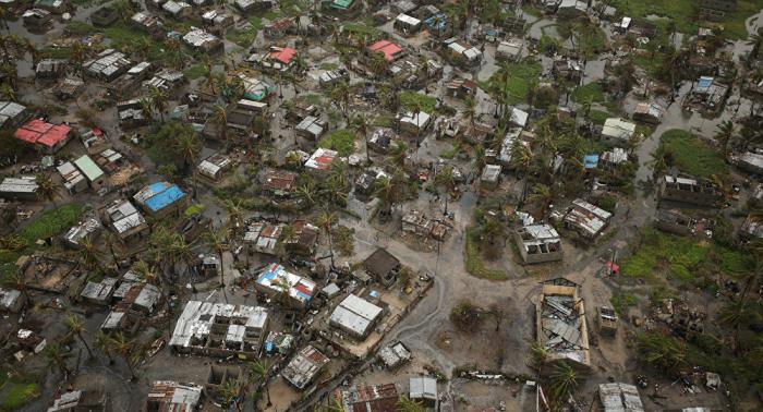 Más de 760 muertos por la embestida del ciclón Idai a tres países del sureste de África