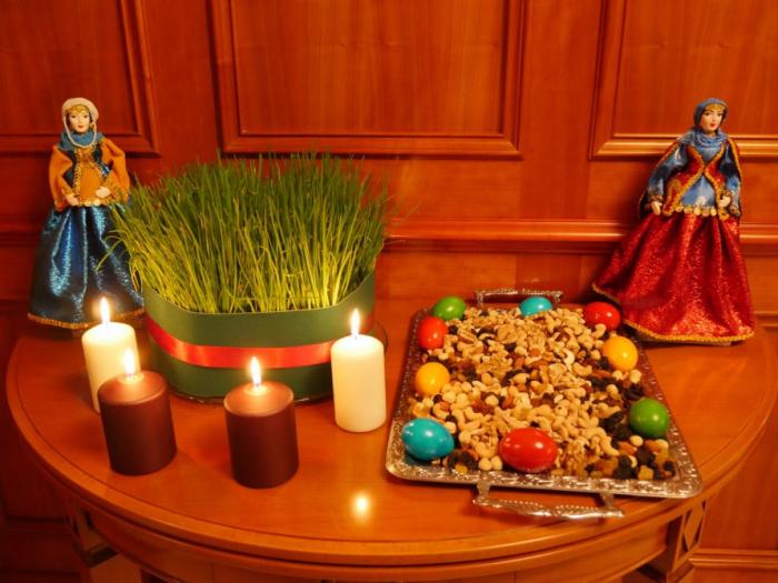 Azerbaijan celebrates Last Tuesday of Nowruz Holiday
