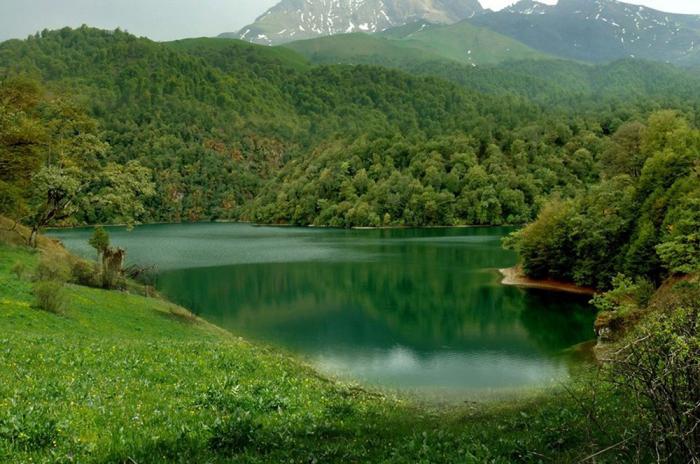 Göygöl Milli Parkının ərazisi müəyyənləşib