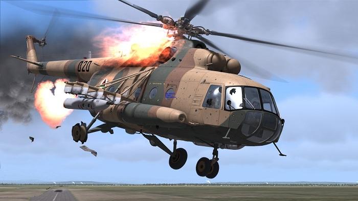 Qazaxıstanda helikopter qəzası - 13 nəfər ölüb (Yenilənib)
