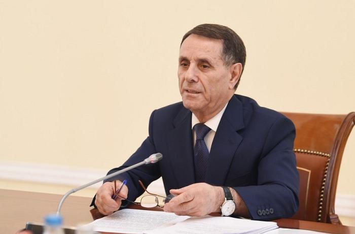 """""""Dövlət siyasətinin mərkəzində vətəndaş durur"""" - Novruz Məmmədov"""