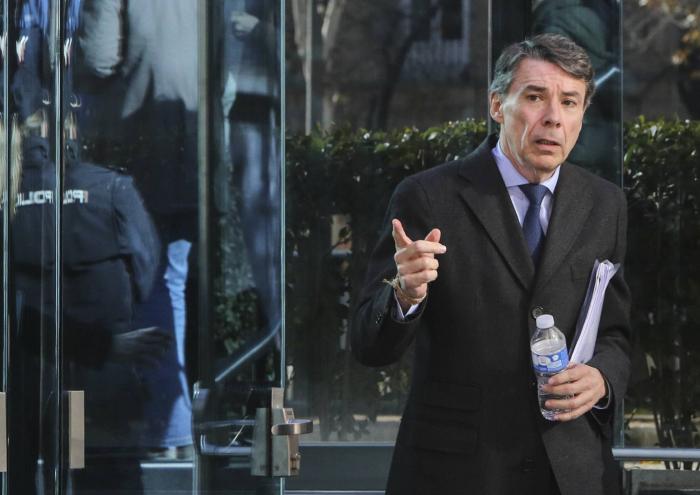 La tableta de Ignacio González revela nuevos datos sobre la caja b del PP de Aguirre