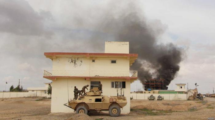 """""""Taliban""""ın hücumu nəticəsində 10 hərbçi ölüb"""