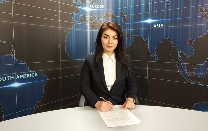AzVision TV:  Die wichtigsten Videonachrichten des Tages auf Englisch  (14. März) - VIDEO