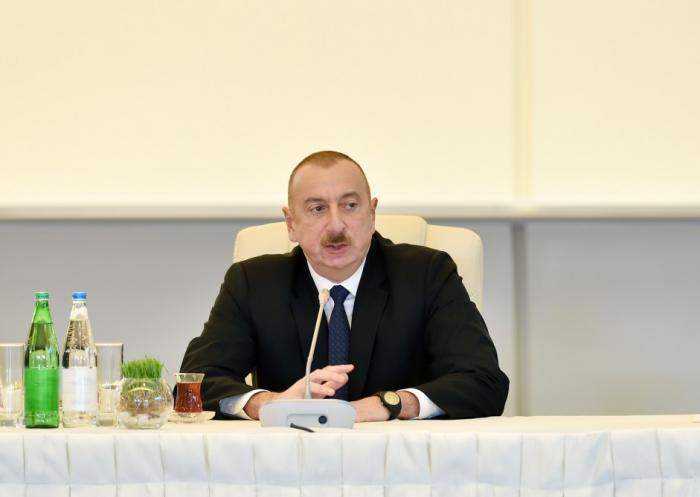 Bakıda Hacı Zeynalabdin Tağıyevə heykəl qoyulacaq - Prezident tapşırıq verdi (VİDEO)
