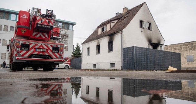 5 people, including 4 children die after house fire in Germany