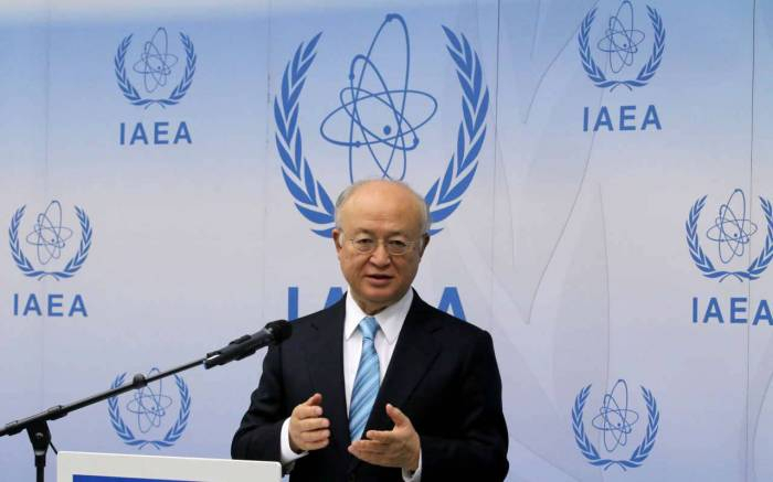 Iran is implementing commitments under nuclear deal – IAEA's Amano