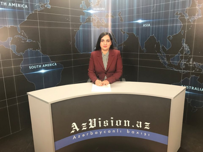 AzVision TV releases news edition of news in English for March 5 -   VIDEO