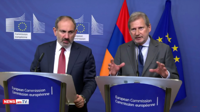 EU's Hahn says no need to change existing format of Karabakh talks