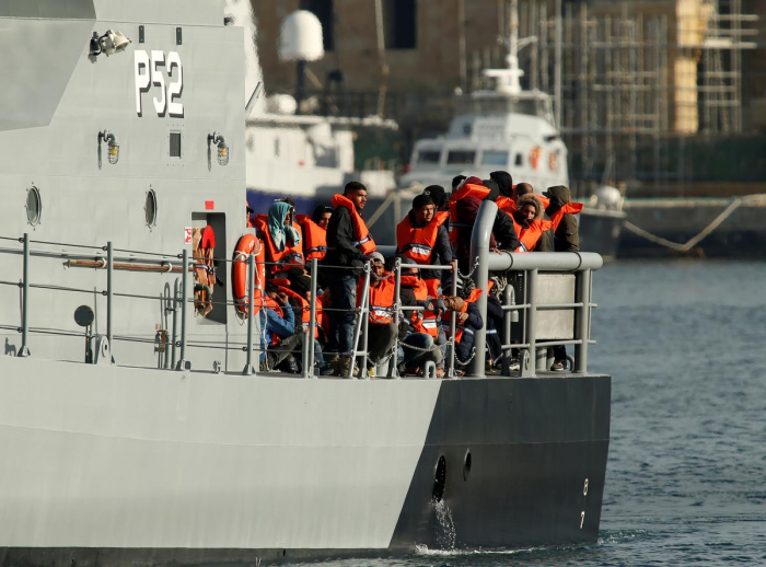 More than 80 migrants rescued off Italy