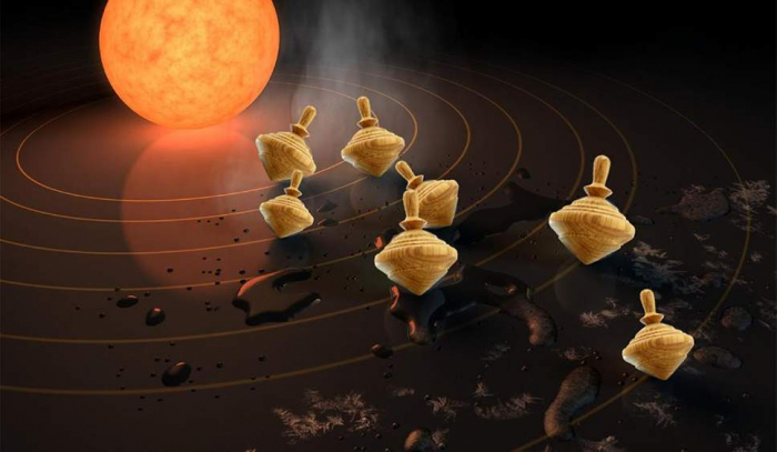 'Powerful mechanism' that tilts planets probed by scientists