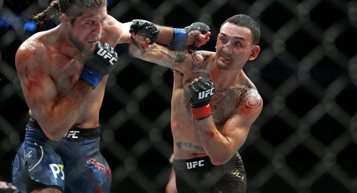 UFC-Championanwärter zielt auf Khabib Nurmagomedov