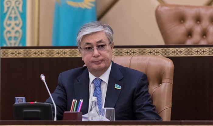 Qazaxıstan prezidentinin Putinlə görüş vaxtı bilindi