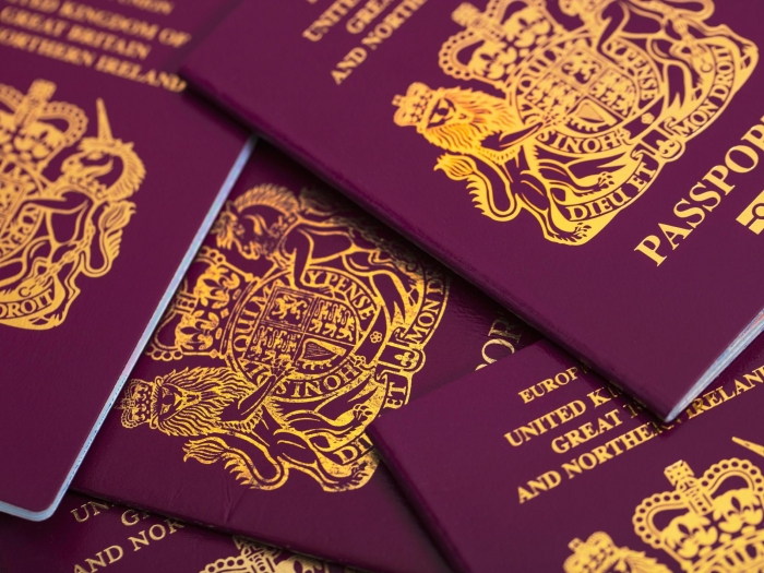 UK tourists 'face Friday deadline' to renew passport in no-deal Brexit