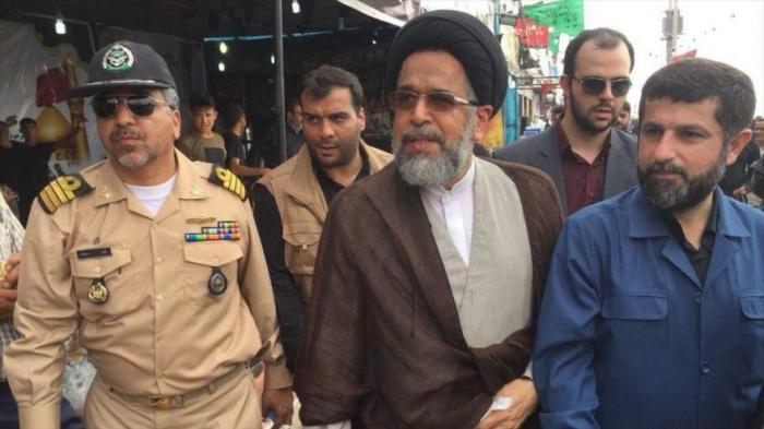 Inteligencia iraní desmantela tres células terroristas