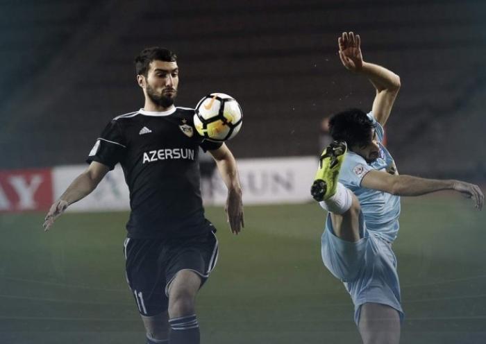 """""""Qarabağ"""" liderliyə yüksəldi - Qolsuz oyun (VİDEO)"""