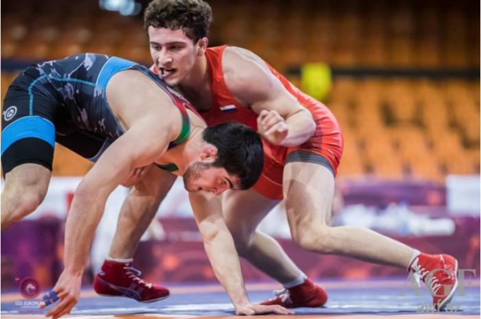 Güləşçimiz Avropa çempionatında medal qazandı
