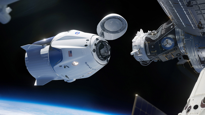 SpaceX Dragon demo capsule returns to Earth