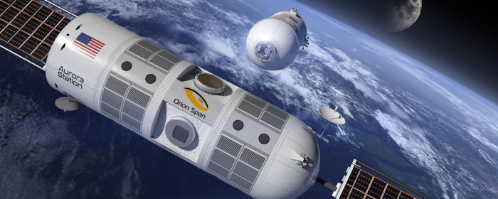 Would you want to stay in a space hotel?-  iWONDER