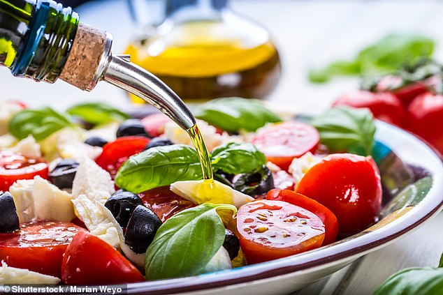 Drizzling olive oil on your food lowers your risk of blood clots