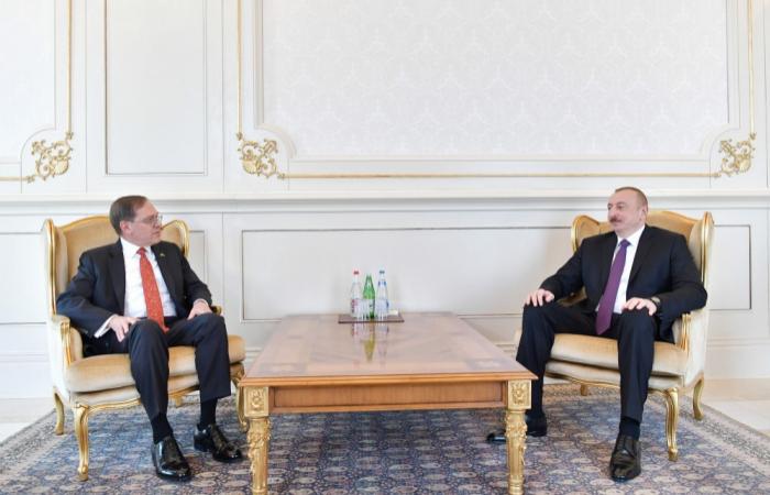 Azerbaijan welcomes OSCE MG co-chairs