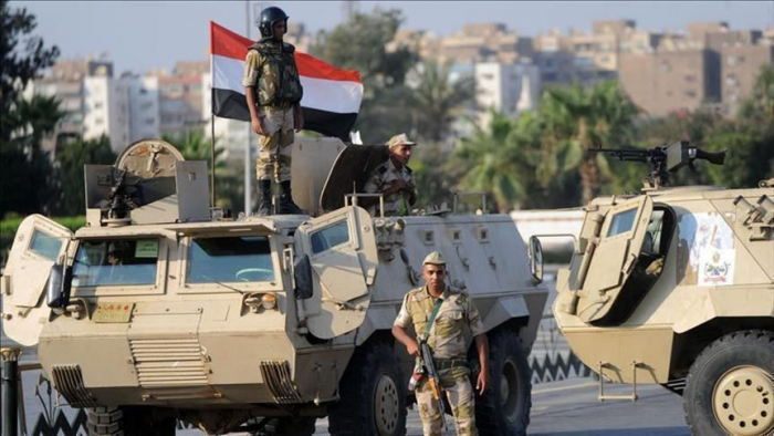 3 Egyptian soldiers killed amid Sinai operation