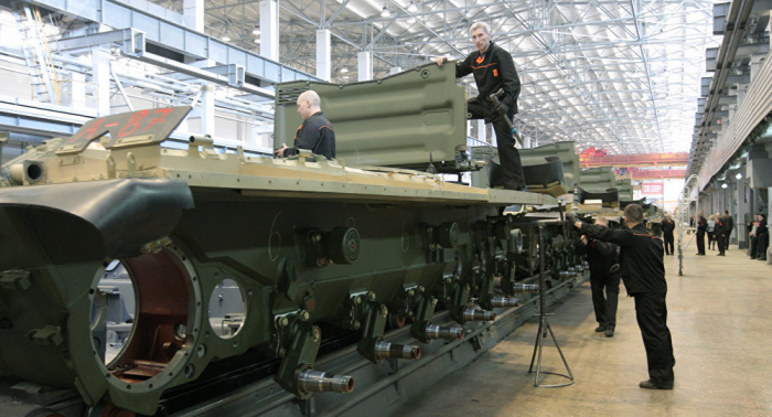 Russische Waffen gehen nun seltener kaputt – Verteidigungsminister