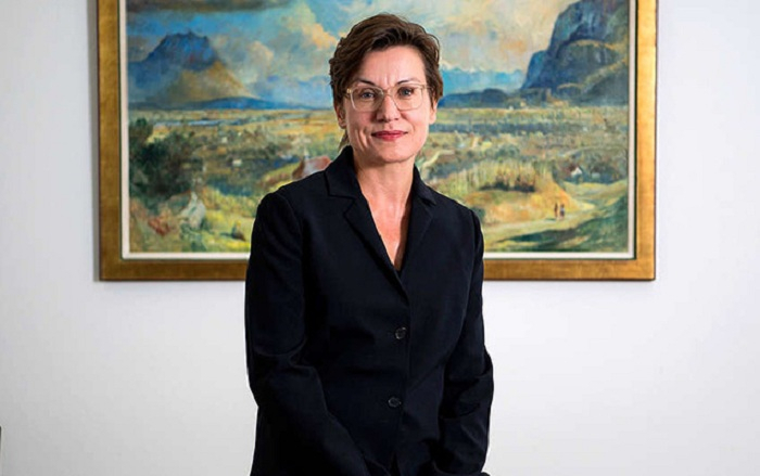 Secretaria genaral adjunta de las Naciones Unidas viene a Bakú