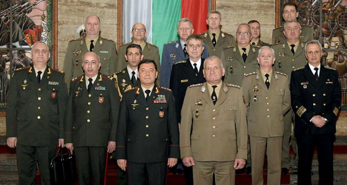 General: Bulgarien legt großen Wert auf die Zusammenarbeit mit Aserbaidschan im militärischen Bereich